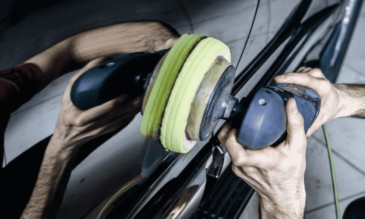 Fényesítő polírozás - Best Autókozmetika Kft