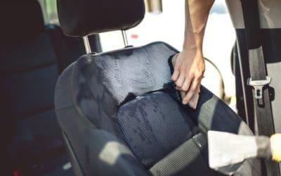 """A leggyakoribb autókárpit """"balesetek"""" és tisztításuk"""